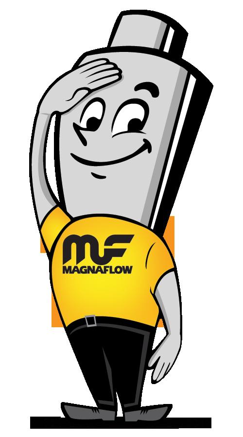 magnaflow logos