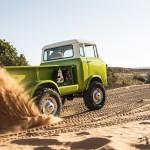 Moab Daystar Jeep