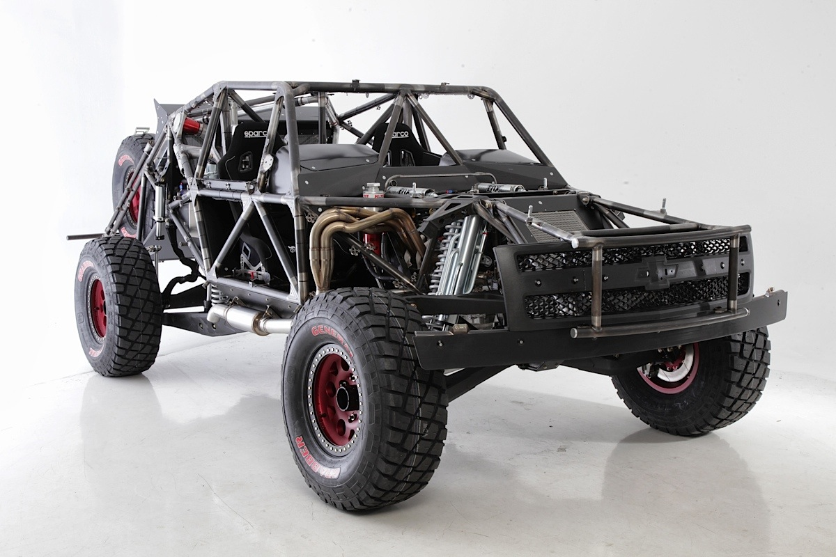 The Art of the Trophy Truck: Jerry Zaiden of Camburg Engineering ...