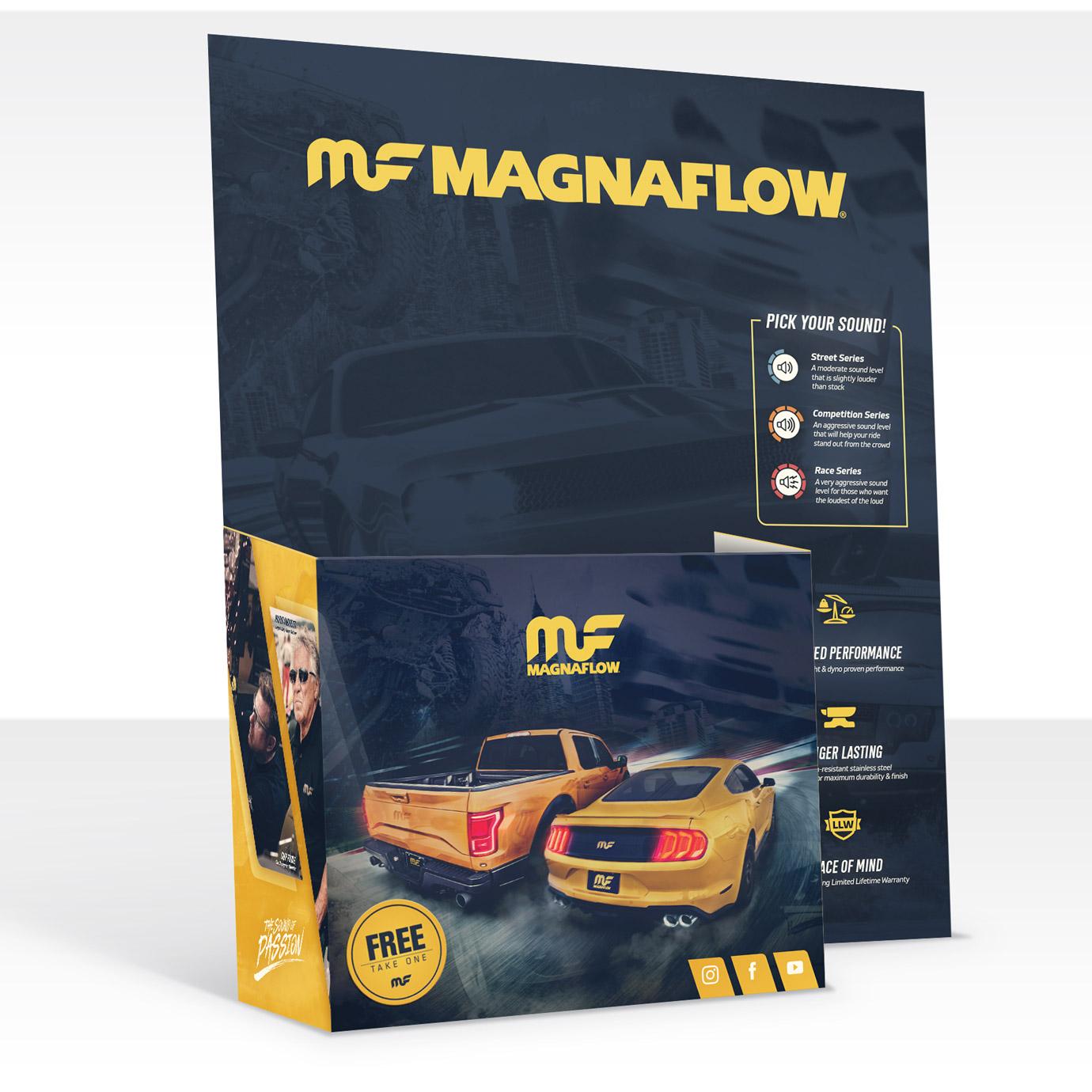 Magnaflow Hat Keychain Lanyard /& 2 MF Koozies